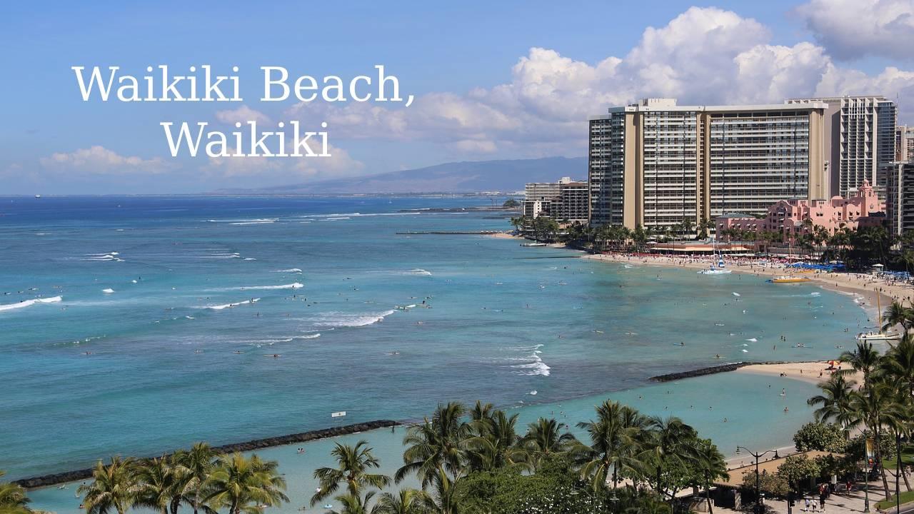 Waikiki Beach, Waikiki